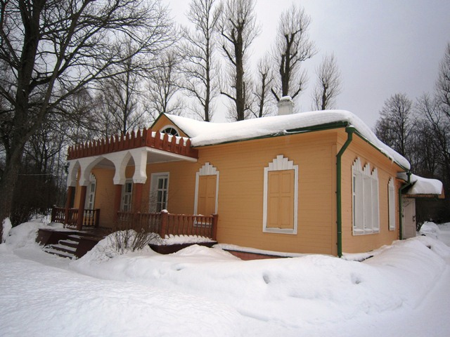 Поездка в Мелихово