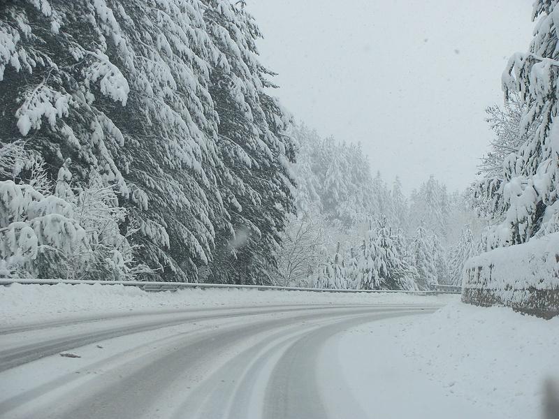 Русская зима в Италии