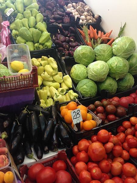 овощной базар на Украине (кто забыл)
