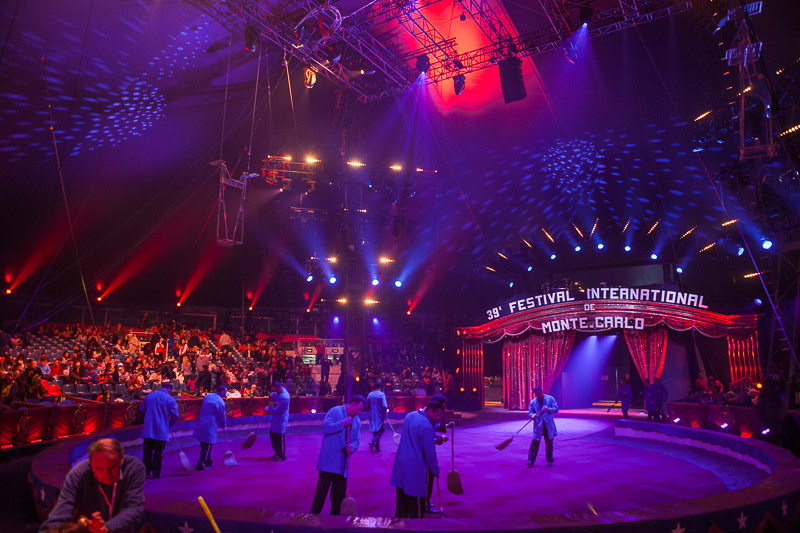 39° Monte-Carlo International Circus Festival