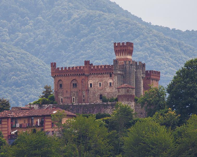 Замок Кастеллар, Кунео