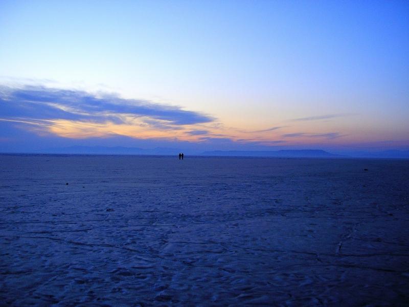 Небо. Море. Закат.