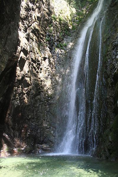 Водопады в Читтильо - отличное место для отдыха
