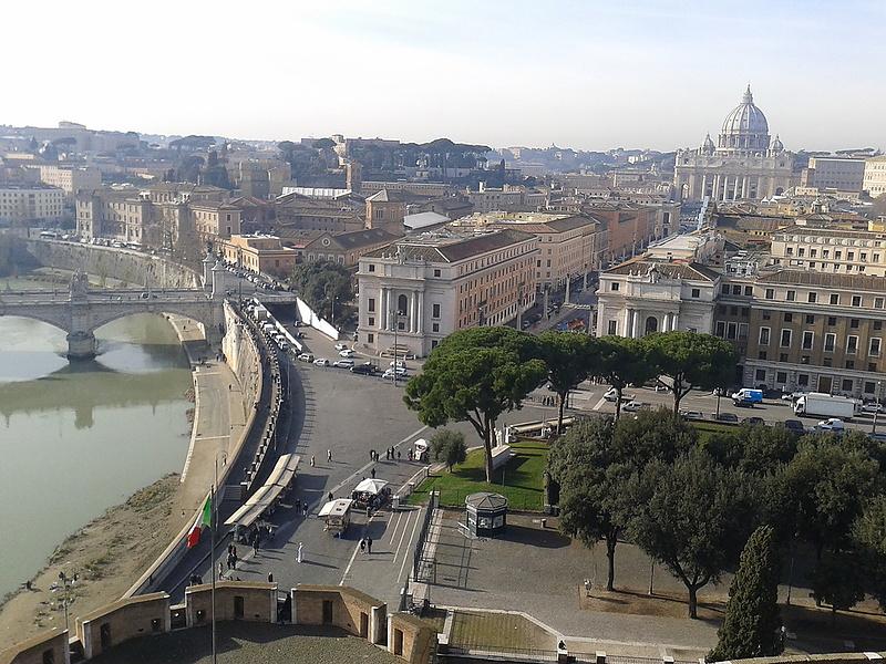 Кто не хочет в Италию, тот живет в Италии.