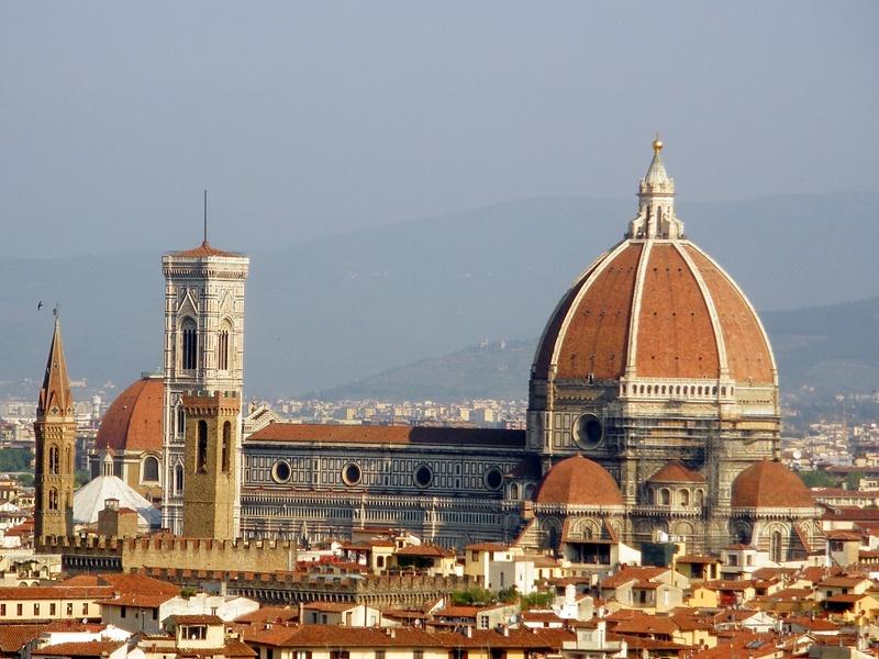 Флоренция.Санта Мария дель Фьоре