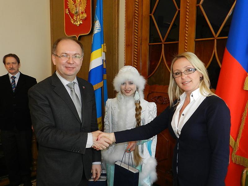 Ассоциация в гостях у Костромы