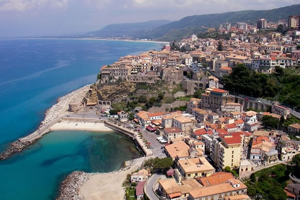 Italian lovely city-Pizzo