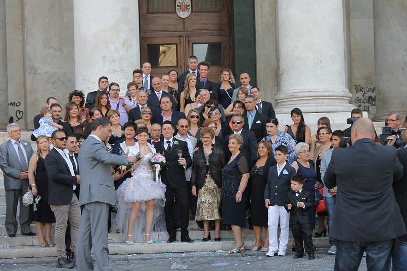 Неаполитанские пост венчальные фото
