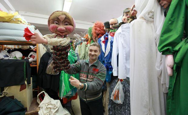Театральный папа Карло