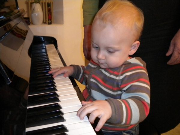 Пианисты :)