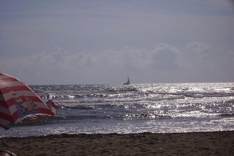 Тосканское море
