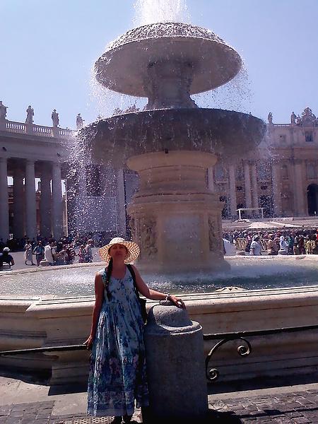 Рим, июнь 2015