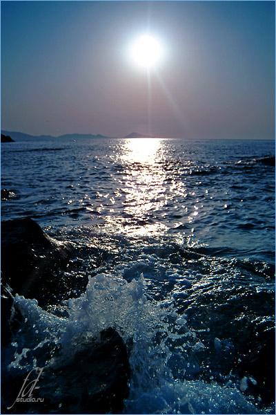 Просто море