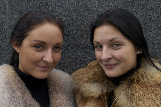 Девушки Киева (бизняшки)