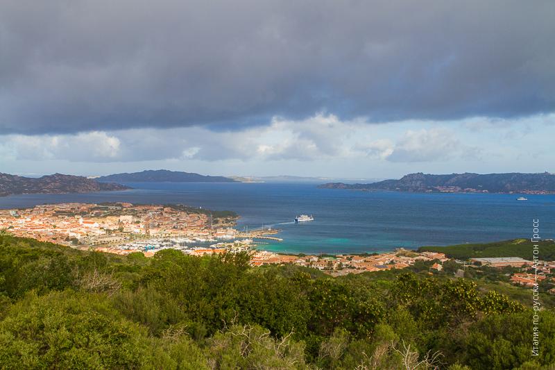 Сардиния в феврале II