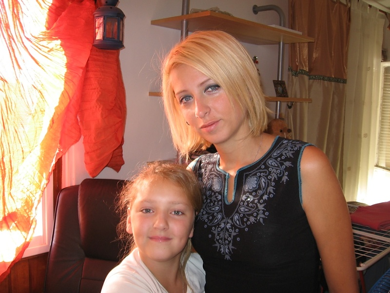 я и моя дочь