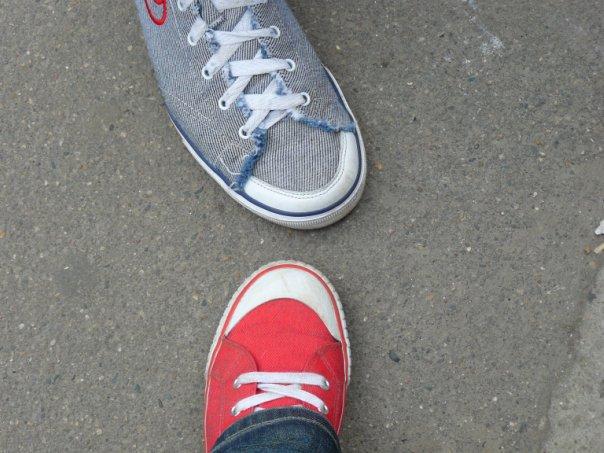 Мы такие разные, и все-таки мы вместе :)