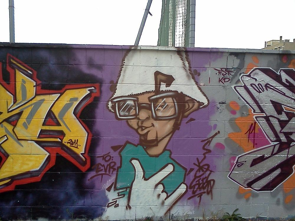 Форум по граффити