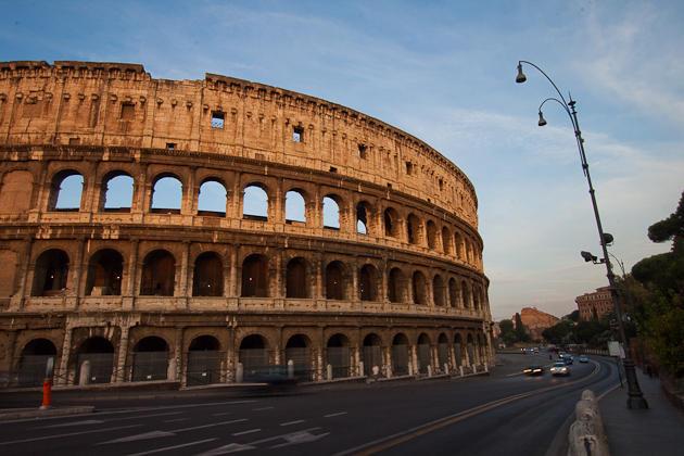 Тем временем в Риме