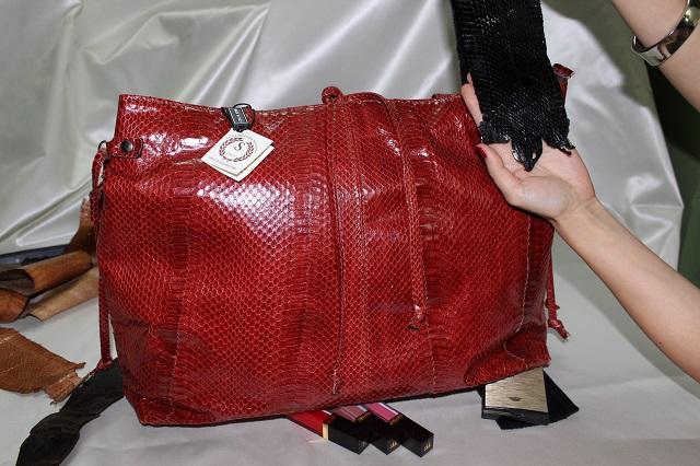 Сумки из экзотической кожи - Кожа - Женские сумки