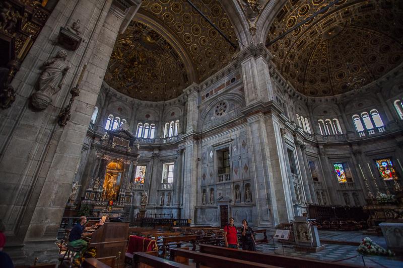 В Кафедральном соборе Комо