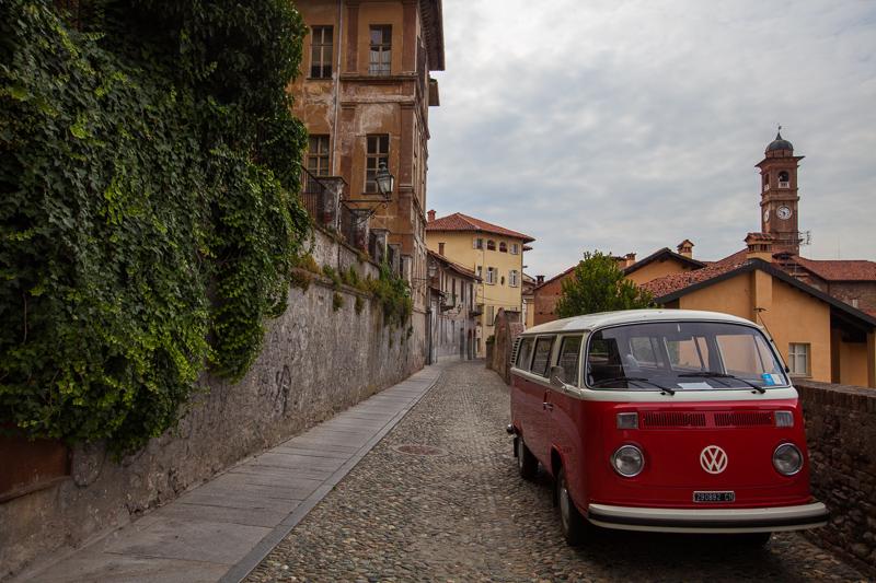 Салуццо. Фото Антон Гросс