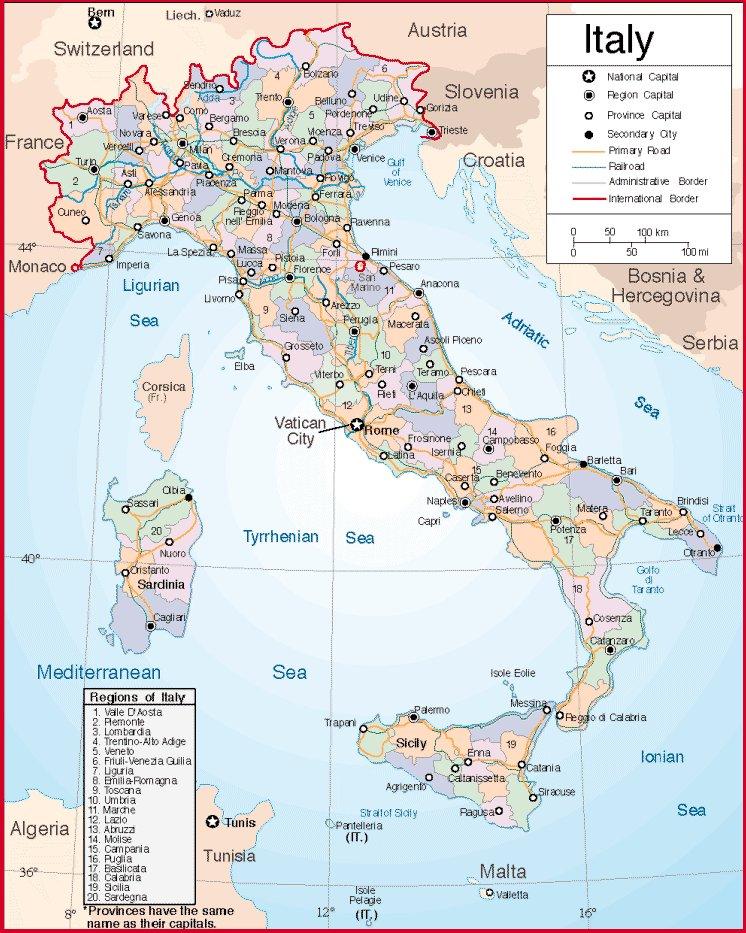 Недвижимость в Италии - adrionikaru