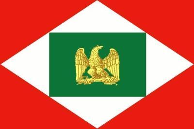 Гражданский флаг Итальянского Королевства