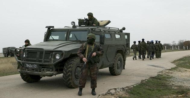 Made in Italy участвует в захвате Крыма