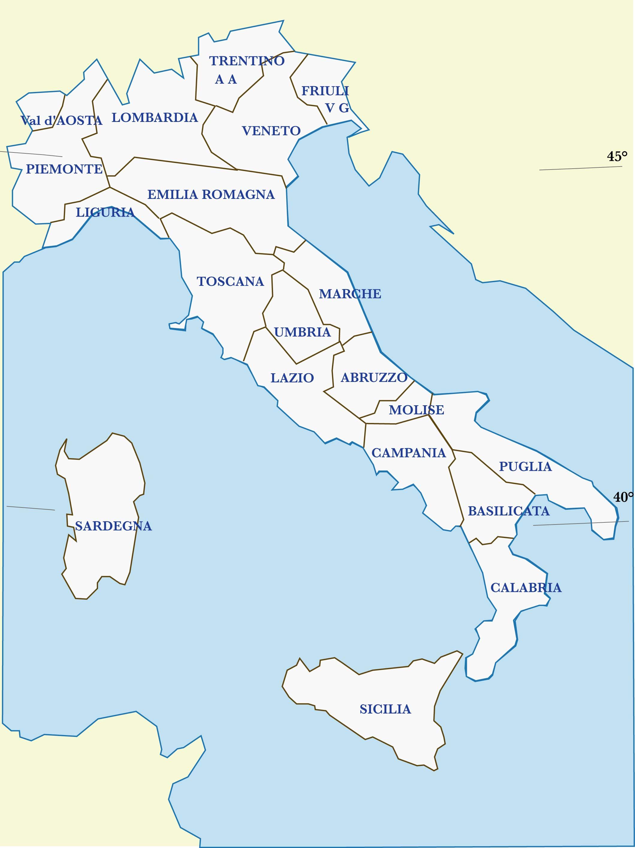 Покупка недвижимости в Италии, процедура для иностранцев
