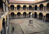 Болонский университет. Отсюда Риги руководил Маркони