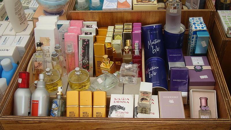 дешевый парфюм