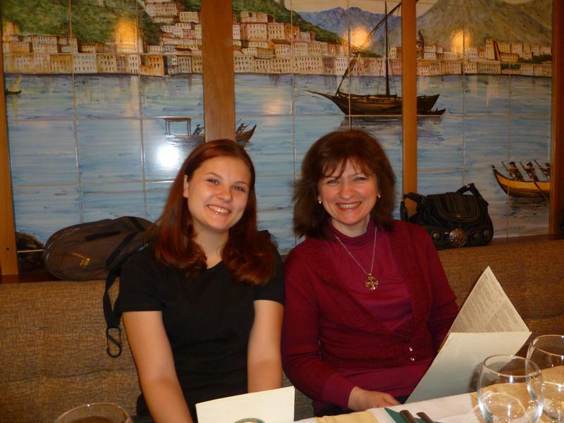 Лариса и Яна