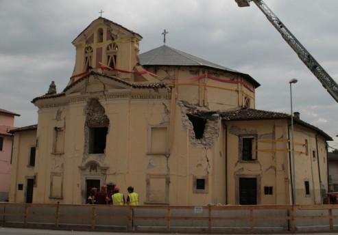 После землетрясения 2009 года
