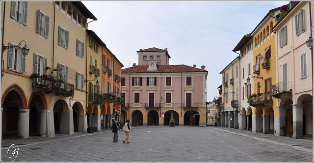 Купить дом за 1 евро в италии