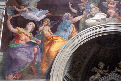 Картинки по запросу церковь Санта-Мария-делла-Паче