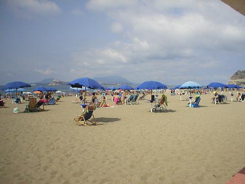 знакомства на пляже отзывы