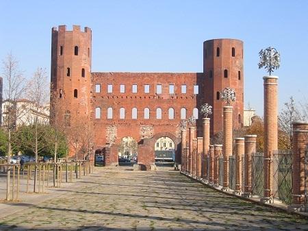 Палатинские ворота