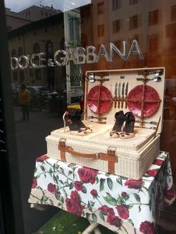 Милан,магазины