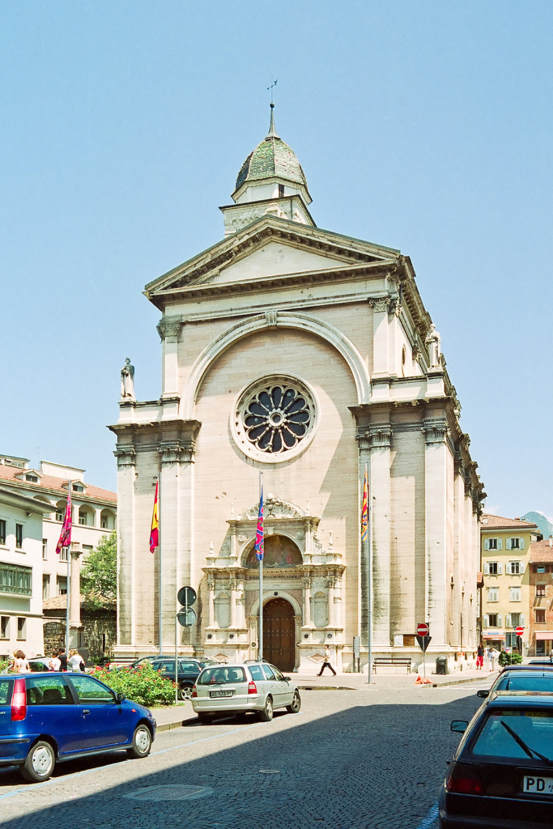 trento chiesa