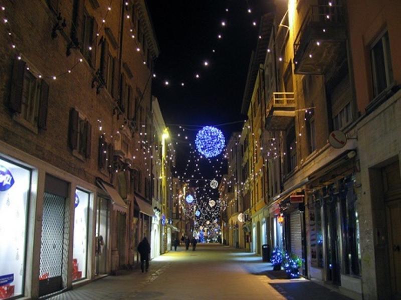 Предрождественский Corso d'Augusto