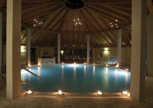 Многие отели Италии соединены с термальными курортами