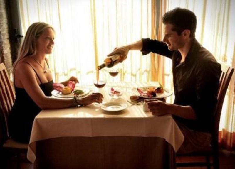 Еда и женщины - два удовольствия итальянского мужчины