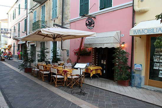 Ресторан Il Vico del Rame в Диано-Марино