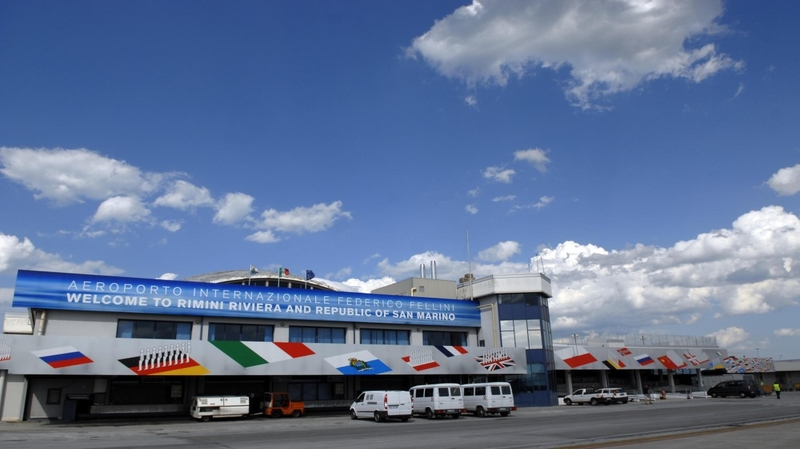Международный аэропорт Федерико Феллини