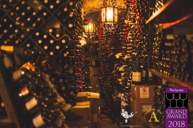 antica bottega del vino verona
