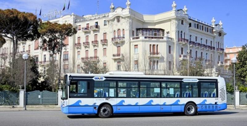 Автобус компании «Start Romagna»