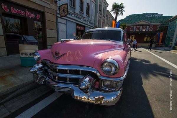 Голливуд в Мувиленде