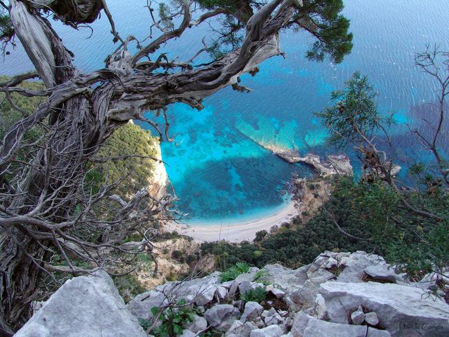 Сардиния, Cala Biriola da sa Nurca