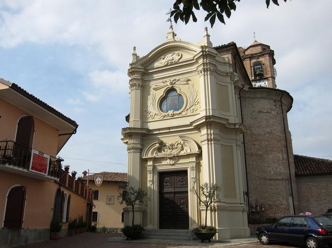 Церковь Сан Джованни Баттиста